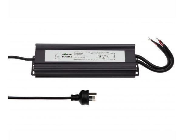 LED Driver 24v 300w Phase Cut 240v Dimmable | D24-300PDV
